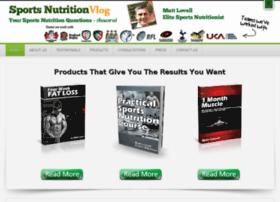 sportsnutritionvlog.com