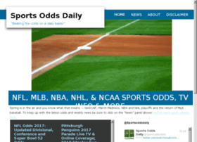sportsoddsdaily.com