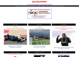 sportsouthwest.co.uk