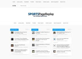 sportspagereplay.com