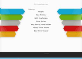sportsrecipes.com