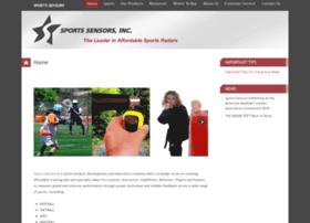 sportssensors.com