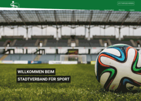 sportstadtverband.de