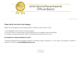 sportstravelawards.questionpro.com