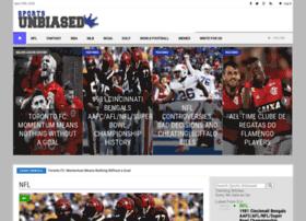 sportsunbiased.com