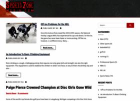 sportszonemedia.com