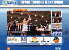 sporttours.prestosports.com