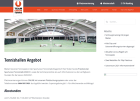 sportunion-tennishalle.at