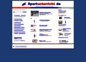 sportunterricht.de