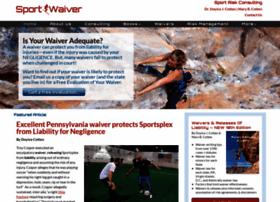 sportwaiver.com