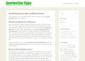 sportwetten-tipps.info