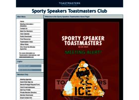 sportyspeakers.toastmastersclubs.org