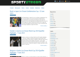 sportystream.blogspot.co.uk