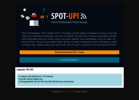 spot.upi.edu