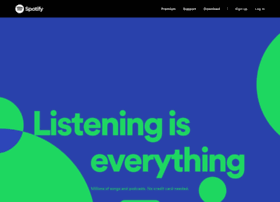 spotifyartists.com