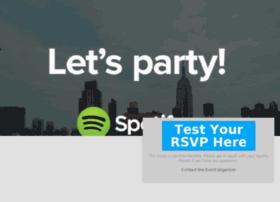 spotifyoktoberfest.splashthat.com