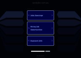 spotjobs.com.au