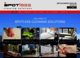 spotlesscleaningsolutions.com.au