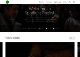 spotlightenglish.com