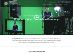 spotlightproductions.com.au
