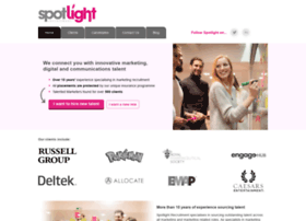 spotlightrecruitment.com
