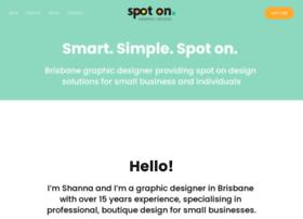 spotongraphicdesign.com.au