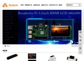 spotpear.com