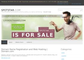 spotstar.com