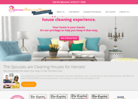 spousescleaninghouses.com