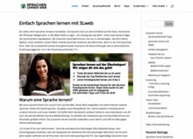 sprachen-lernen-web.com
