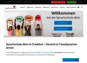 sprachschule-aktiv-frankfurt.de