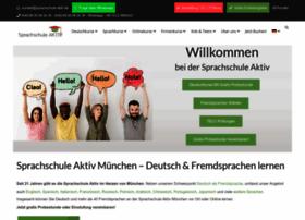 sprachschule-aktiv-muenchen.de