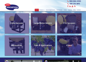 sprayinnovations.com