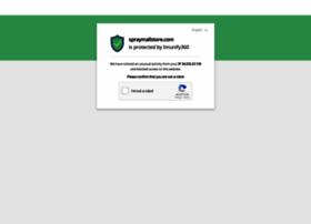 spraymallstore.com