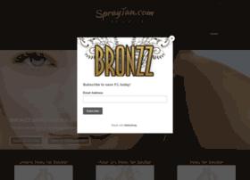 spraytan.com
