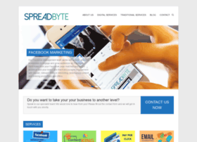 spreadbyte.com