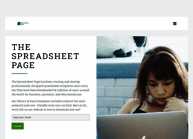 spreadsheetpage.com