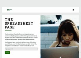 spreadsheetpage.com