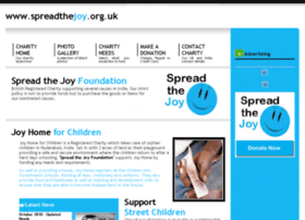 spreadthejoy.org.uk