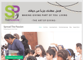 spreadthepassion.org