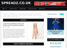 spreadz.co.uk