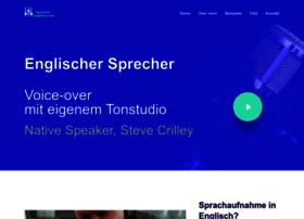 sprecher-englisch.com