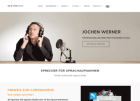 sprecherstudio.de