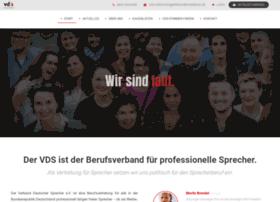 sprecherverein.de