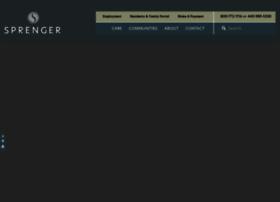 sprengerhealthcare.com