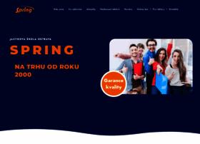 springagency.cz