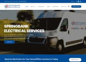 springbankelectrical.co.uk