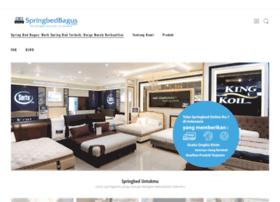 springbedbagus.com