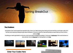 springbreakout.weebly.com