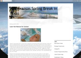springbreaktexas.blogspot.com